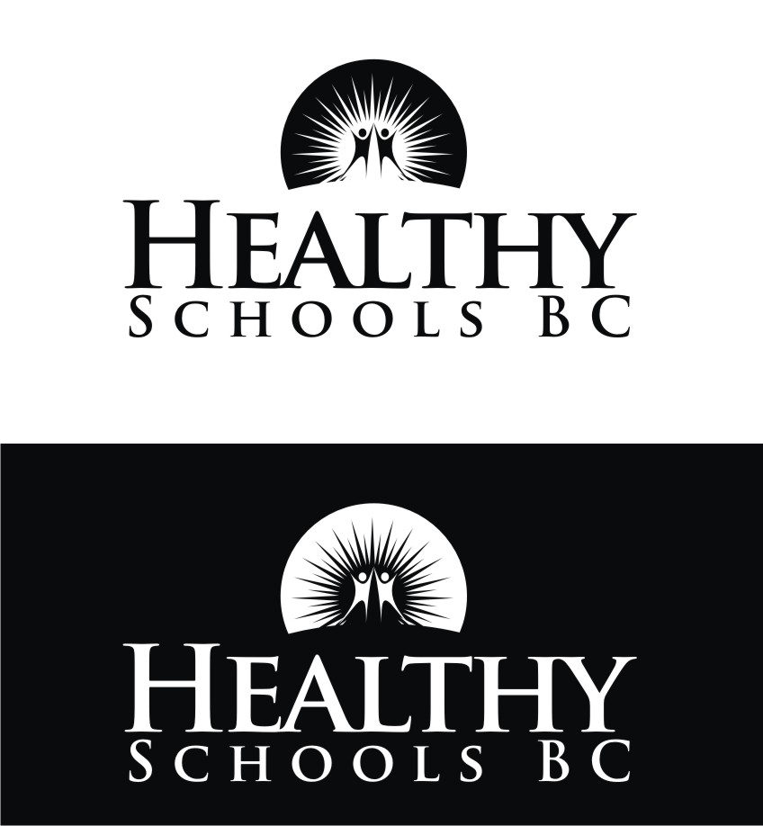 Logo Design by Reivan Ferdinan - Entry No. 283 in the Logo Design Contest SImple, Creative and Clean Logo Design for Healthy Schools British Columbia, Canada.