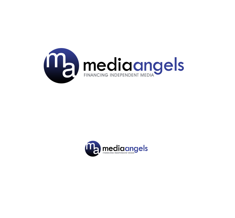 Logo Design by elmd - Entry No. 83 in the Logo Design Contest New Logo Design for Media Angels.