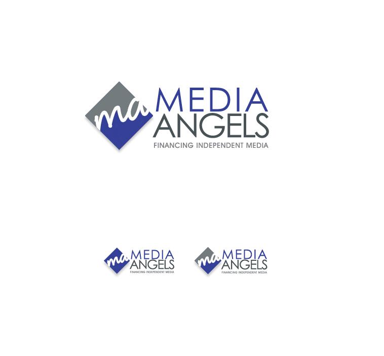 Logo Design by elmd - Entry No. 87 in the Logo Design Contest New Logo Design for Media Angels.