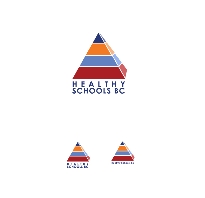 Logo Design by elmd - Entry No. 293 in the Logo Design Contest SImple, Creative and Clean Logo Design for Healthy Schools British Columbia, Canada.
