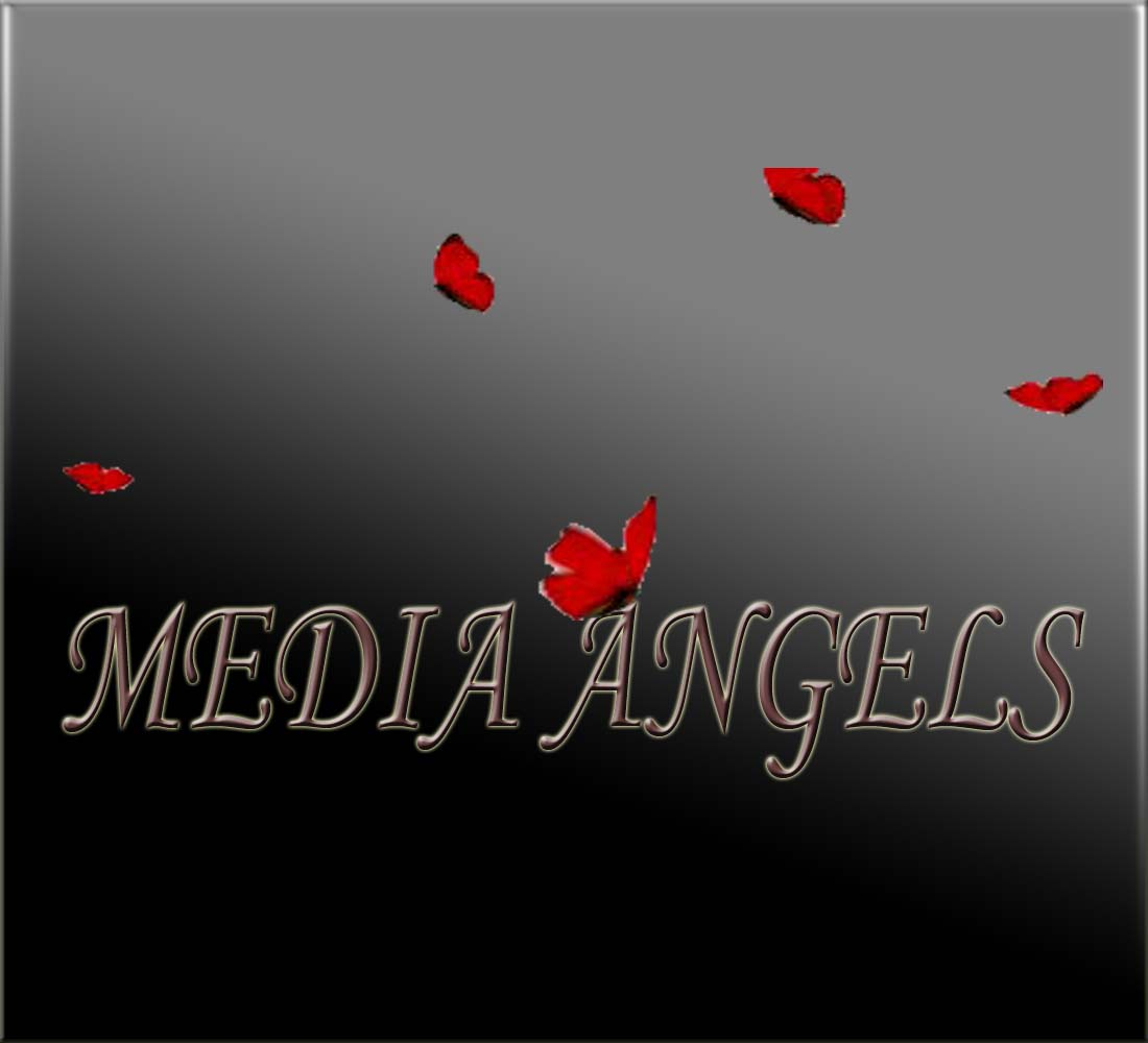 Logo Design by Geet Sharma - Entry No. 94 in the Logo Design Contest New Logo Design for Media Angels.