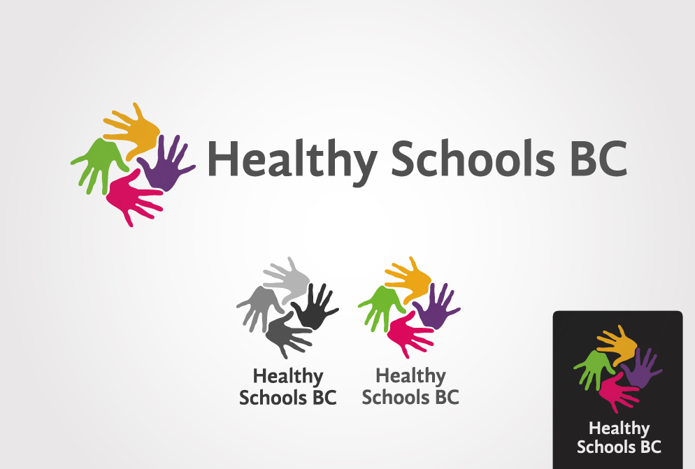 Logo Design by Mathias Frisa - Entry No. 311 in the Logo Design Contest SImple, Creative and Clean Logo Design for Healthy Schools British Columbia, Canada.