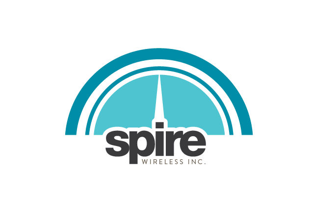 Logo Design by Kayla Labatte - Entry No. 111 in the Logo Design Contest Logo Design for Spire Wireless Inc.