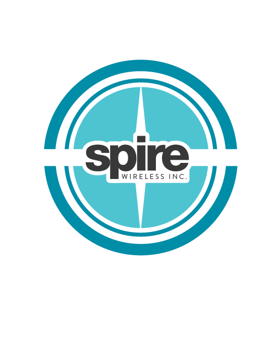 Logo Design by Kayla Labatte - Entry No. 114 in the Logo Design Contest Logo Design for Spire Wireless Inc.