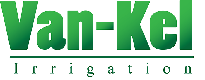 Logo Design by Lefky - Entry No. 8 in the Logo Design Contest Van-Kel Irrigation Logo Design.