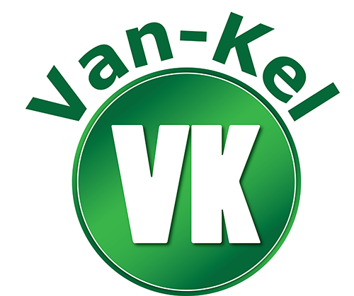 Logo Design by Lefky - Entry No. 10 in the Logo Design Contest Van-Kel Irrigation Logo Design.