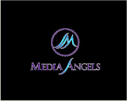 Logo Design by Armada Jamaluddin - Entry No. 103 in the Logo Design Contest New Logo Design for Media Angels.