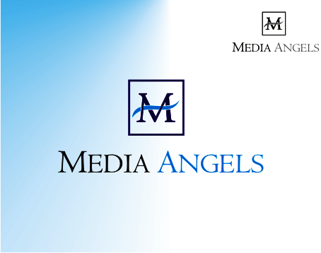 Logo Design by Armada Jamaluddin - Entry No. 104 in the Logo Design Contest New Logo Design for Media Angels.