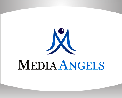 Logo Design by Armada Jamaluddin - Entry No. 106 in the Logo Design Contest New Logo Design for Media Angels.