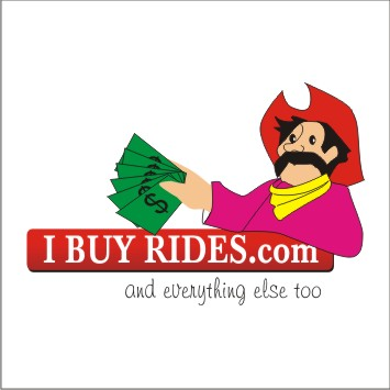 Logo Design by bhasura - Entry No. 49 in the Logo Design Contest IBuyRides.com needs a Cool Country Funny Cartoony Logo.