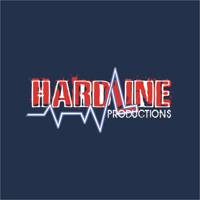 Logo Design by aspstudio - Entry No. 86 in the Logo Design Contest Hardline Productions.