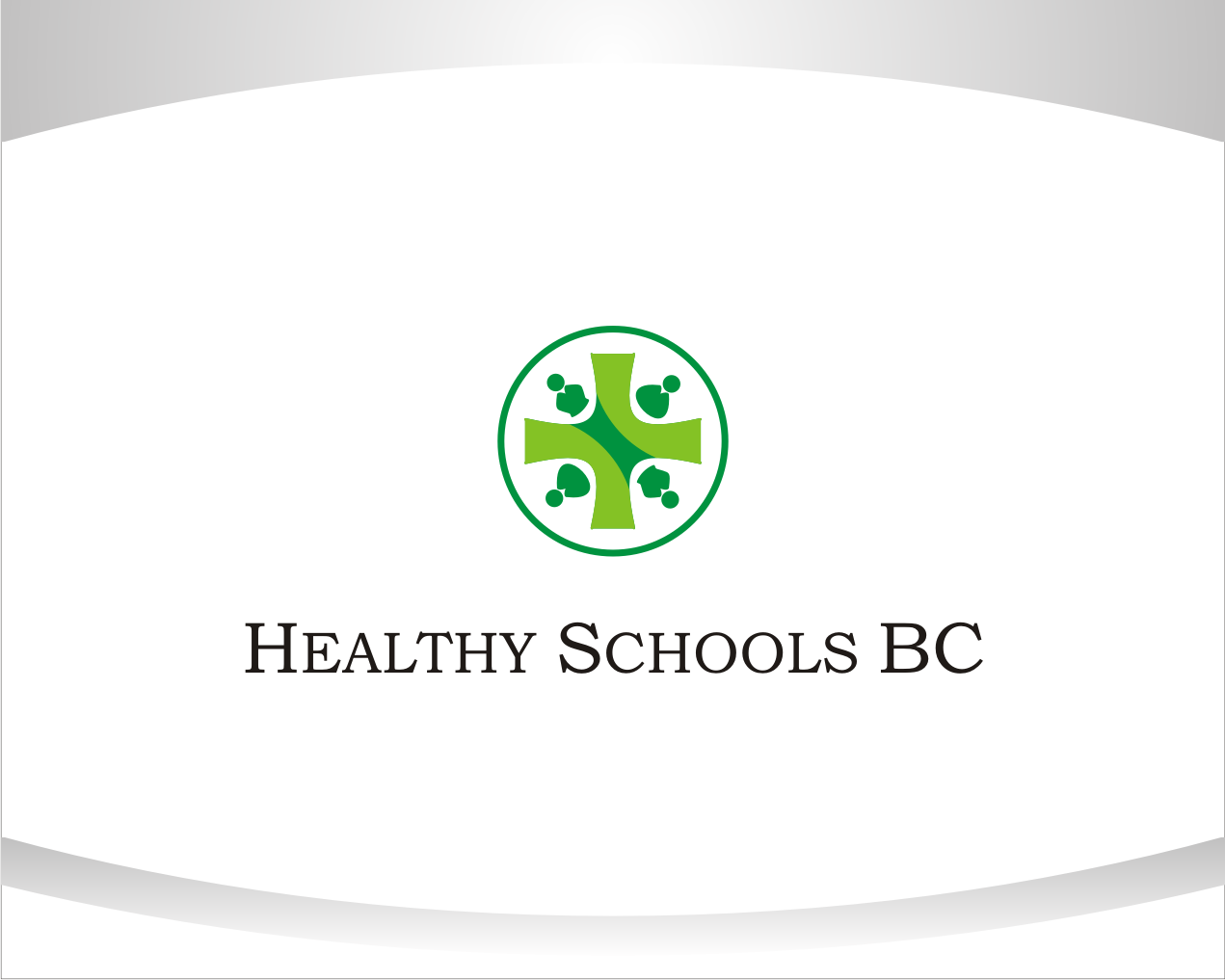 Logo Design by Armada Jamaluddin - Entry No. 334 in the Logo Design Contest SImple, Creative and Clean Logo Design for Healthy Schools British Columbia, Canada.
