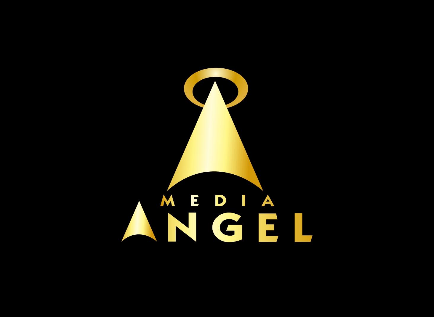 Logo Design by Zdravko Krulj - Entry No. 115 in the Logo Design Contest New Logo Design for Media Angels.