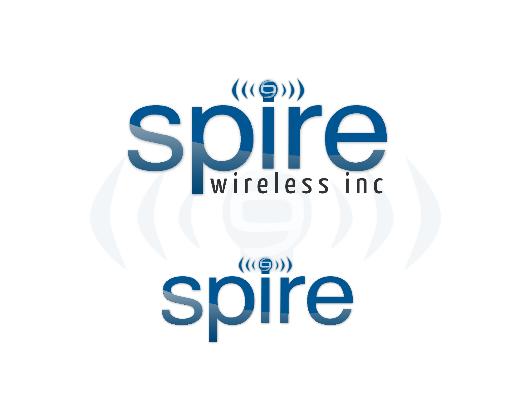 Logo Design by Charles Timothy - Entry No. 128 in the Logo Design Contest Logo Design for Spire Wireless Inc.