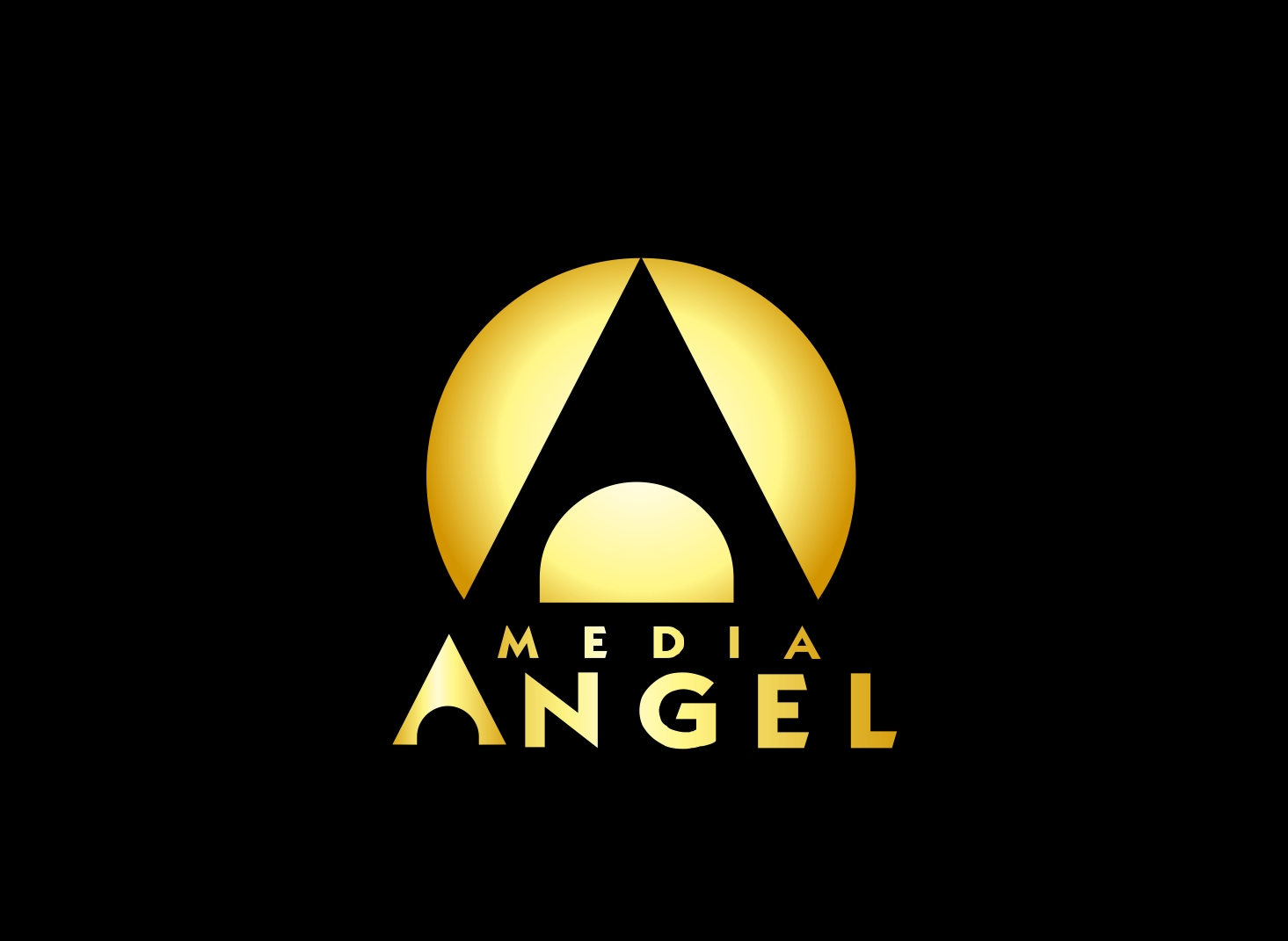 Logo Design by Zdravko Krulj - Entry No. 118 in the Logo Design Contest New Logo Design for Media Angels.