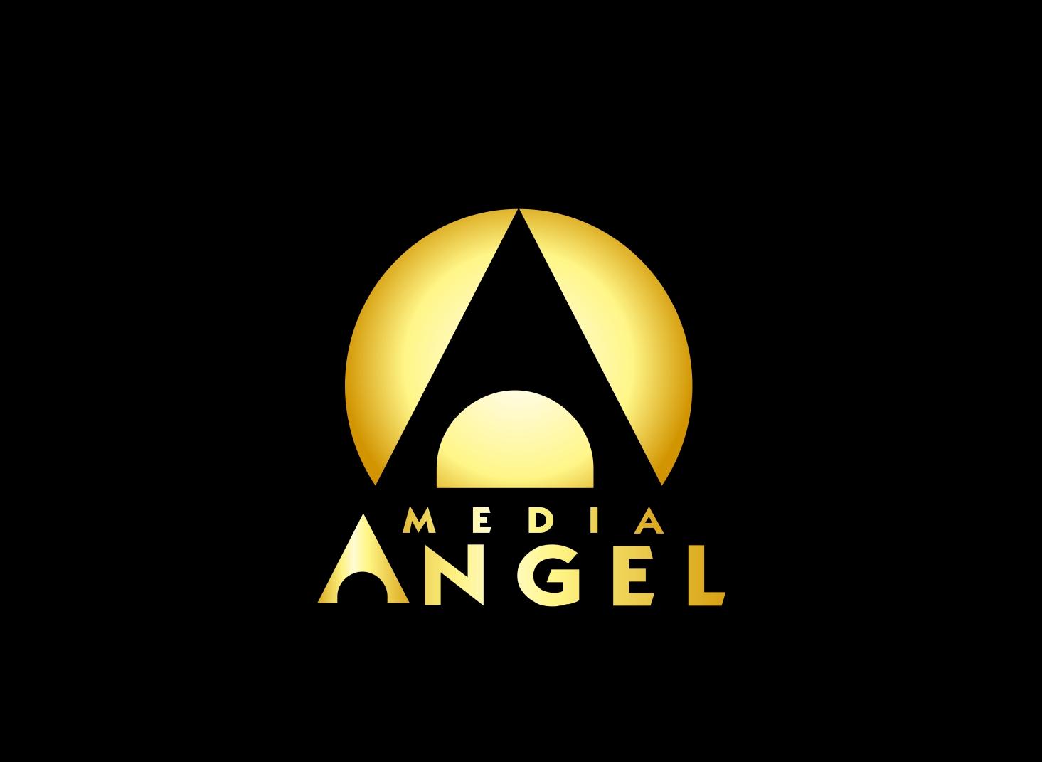 Logo Design by Zdravko Krulj - Entry No. 118 in the Logo Design Contest New Logo Design for Media Angels.