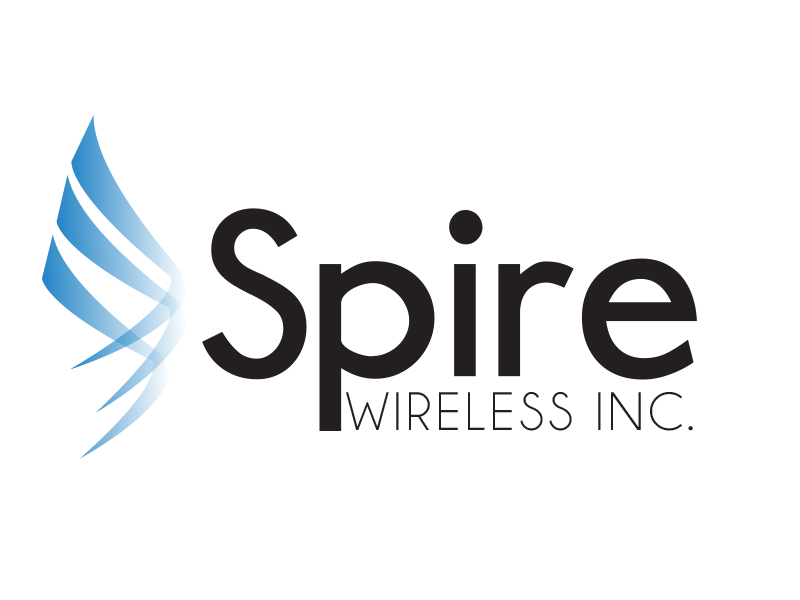 Logo Design by Mythos Designs - Entry No. 130 in the Logo Design Contest Logo Design for Spire Wireless Inc.
