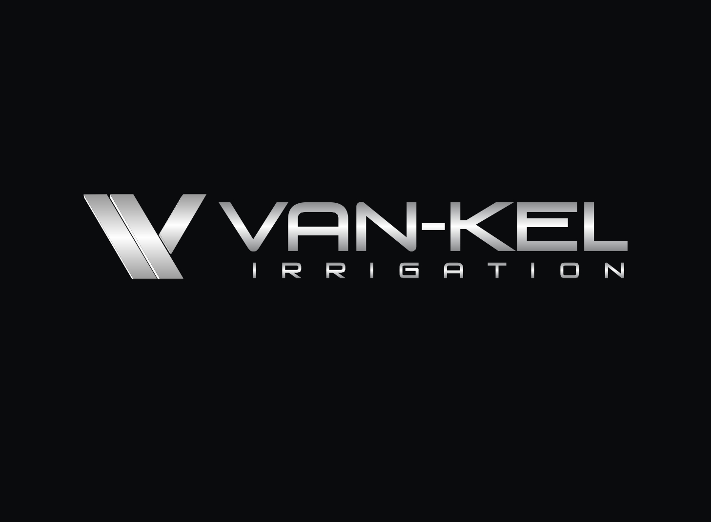 Logo Design by Zdravko Krulj - Entry No. 30 in the Logo Design Contest Van-Kel Irrigation Logo Design.