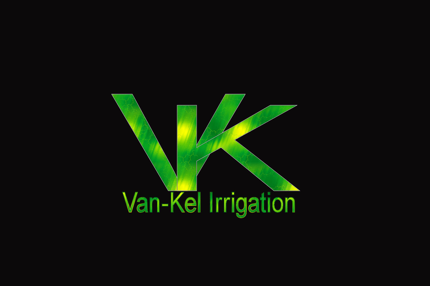 Logo Design by Jamie Reichert - Entry No. 31 in the Logo Design Contest Van-Kel Irrigation Logo Design.