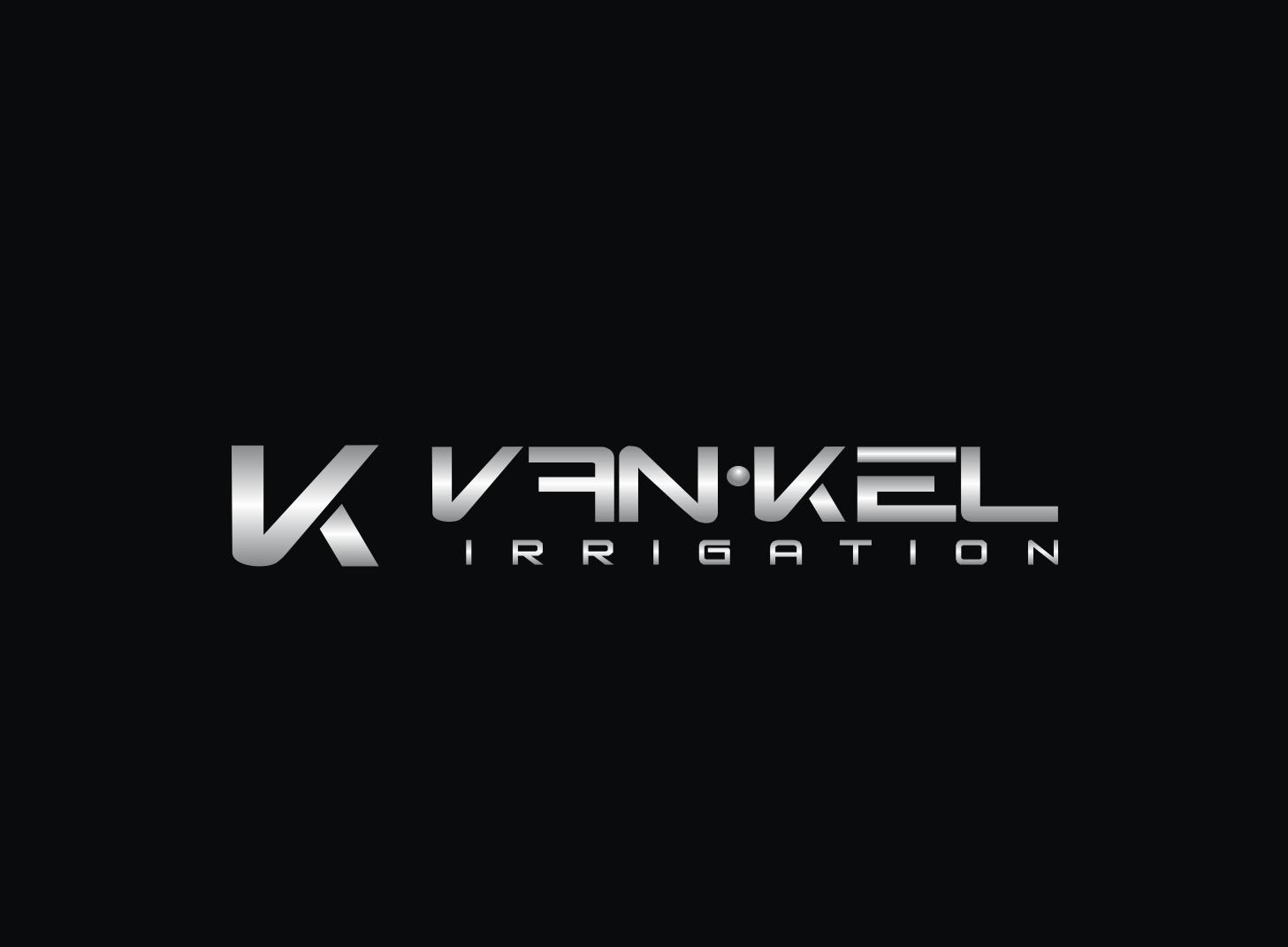 Logo Design by Zdravko Krulj - Entry No. 37 in the Logo Design Contest Van-Kel Irrigation Logo Design.