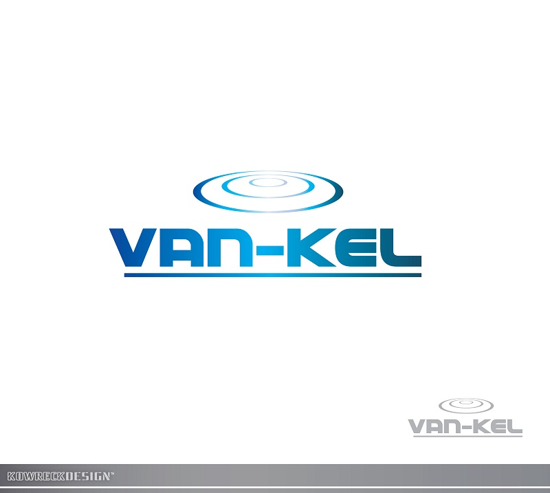 Logo Design by kowreck - Entry No. 38 in the Logo Design Contest Van-Kel Irrigation Logo Design.