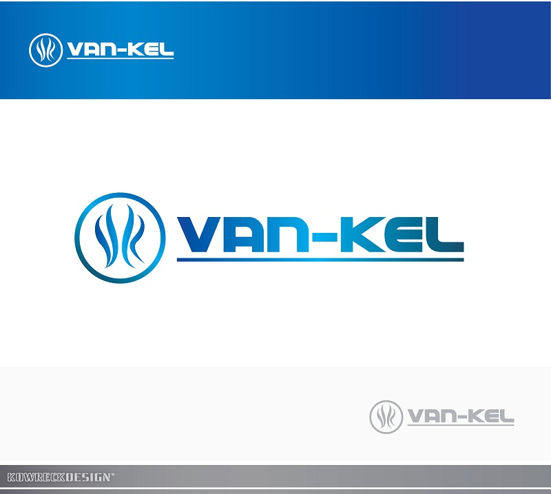 Logo Design by kowreck - Entry No. 48 in the Logo Design Contest Van-Kel Irrigation Logo Design.