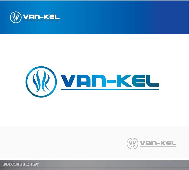 Logo Design by kowreck - Entry No. 48 in the Logo Design Contest Van-Kel Irrigation Logo Design.