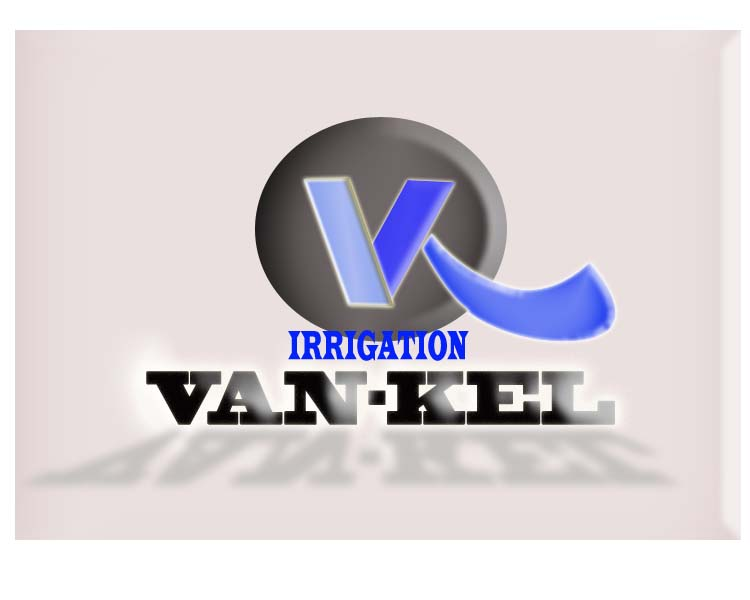 Logo Design by Najmul Ahmad - Entry No. 55 in the Logo Design Contest Van-Kel Irrigation Logo Design.