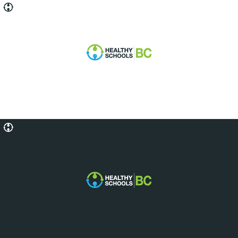 Logo Design by InspiraSign - Entry No. 364 in the Logo Design Contest SImple, Creative and Clean Logo Design for Healthy Schools British Columbia, Canada.