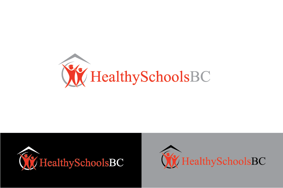 Logo Design by Muhammad Moinjaved - Entry No. 380 in the Logo Design Contest SImple, Creative and Clean Logo Design for Healthy Schools British Columbia, Canada.