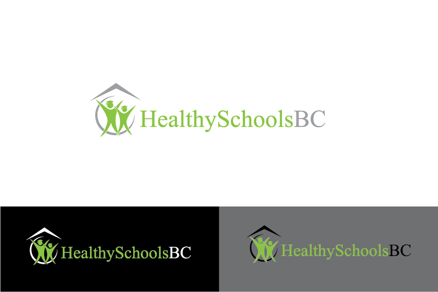 Logo Design by Muhammad Moinjaved - Entry No. 381 in the Logo Design Contest SImple, Creative and Clean Logo Design for Healthy Schools British Columbia, Canada.