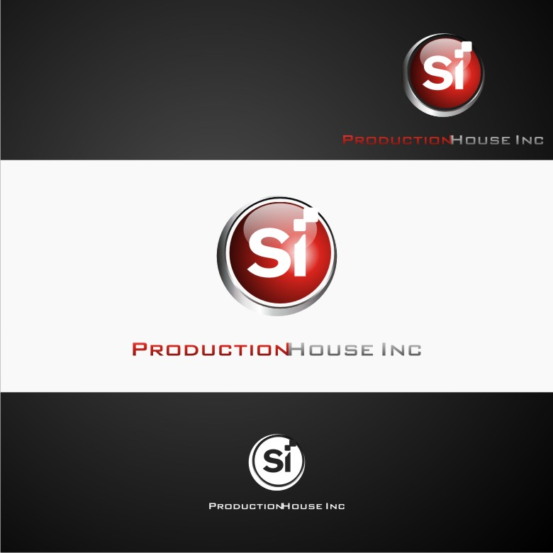 Logo Design by Atik Atulumamah - Entry No. 102 in the Logo Design Contest Si Production House Inc Logo Design.
