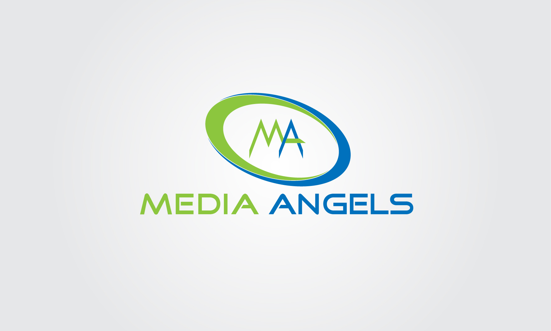 Logo Design by 3draw - Entry No. 131 in the Logo Design Contest New Logo Design for Media Angels.