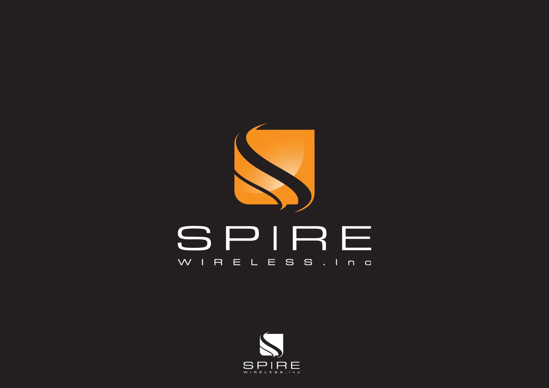 Logo Design by Nurgalih Destianto - Entry No. 146 in the Logo Design Contest Logo Design for Spire Wireless Inc.