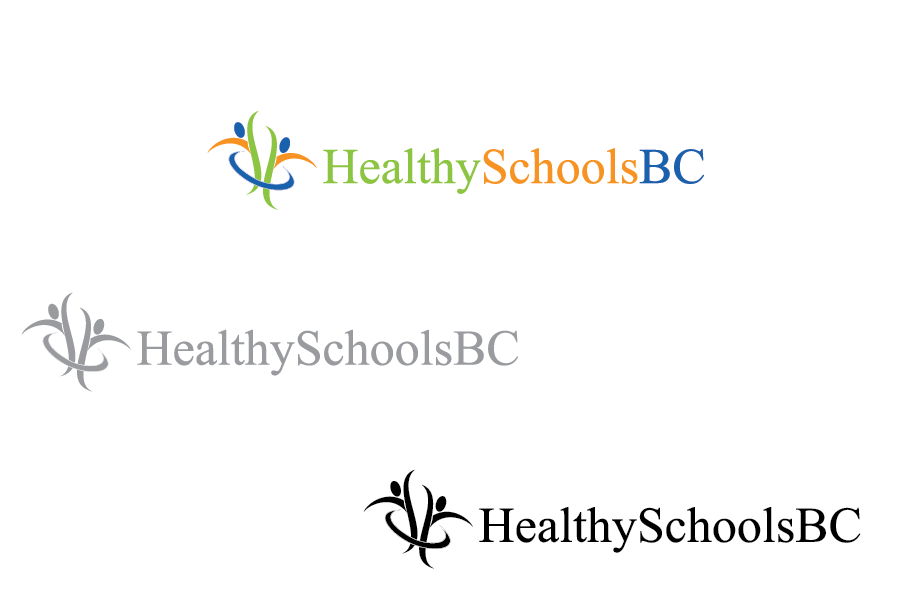 Logo Design by Private User - Entry No. 383 in the Logo Design Contest SImple, Creative and Clean Logo Design for Healthy Schools British Columbia, Canada.