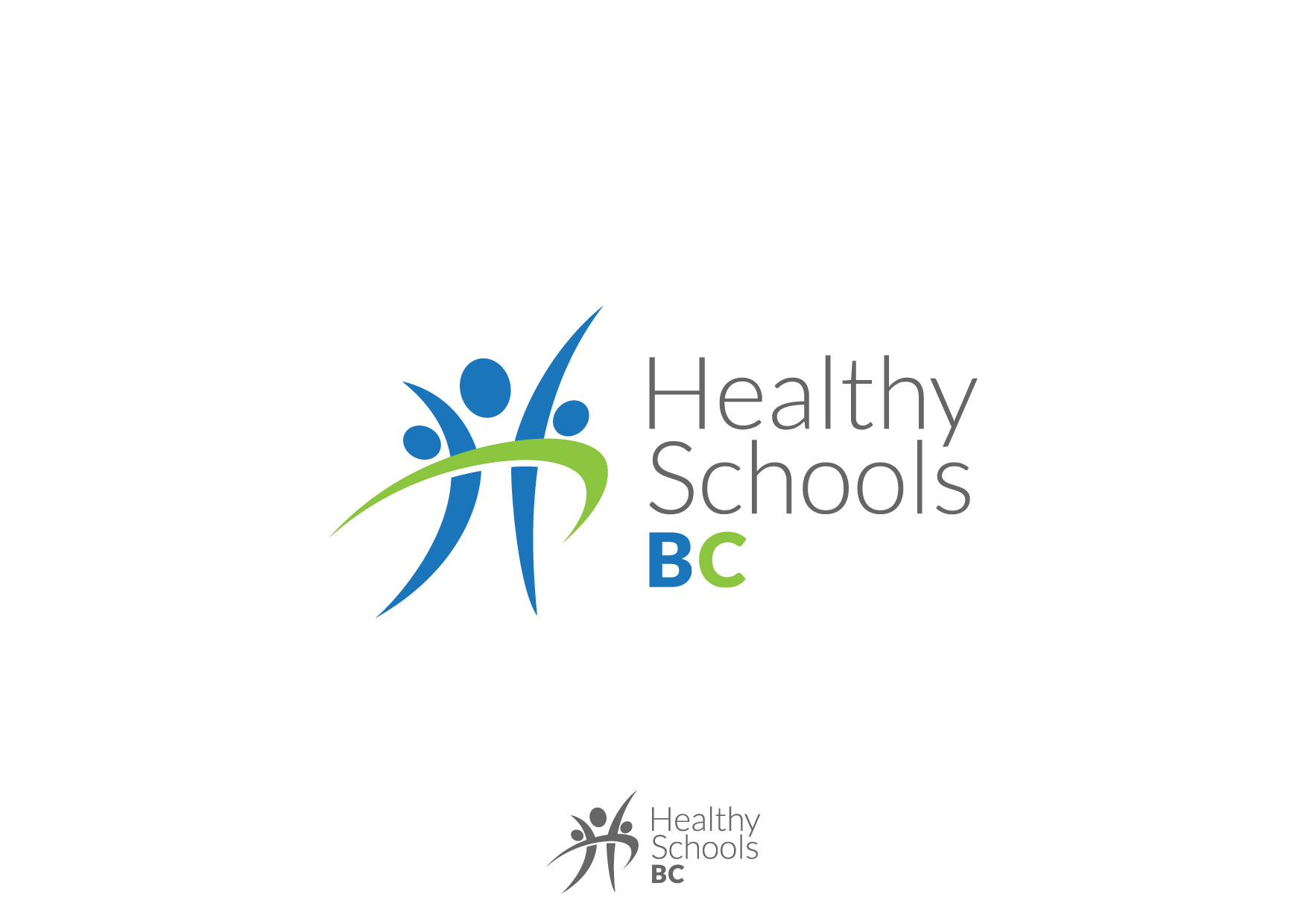 Logo Design by Nurgalih Destianto - Entry No. 389 in the Logo Design Contest SImple, Creative and Clean Logo Design for Healthy Schools British Columbia, Canada.
