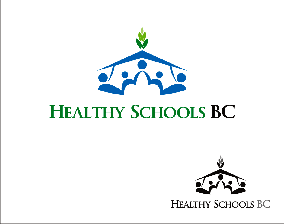 Logo Design by Armada Jamaluddin - Entry No. 390 in the Logo Design Contest SImple, Creative and Clean Logo Design for Healthy Schools British Columbia, Canada.