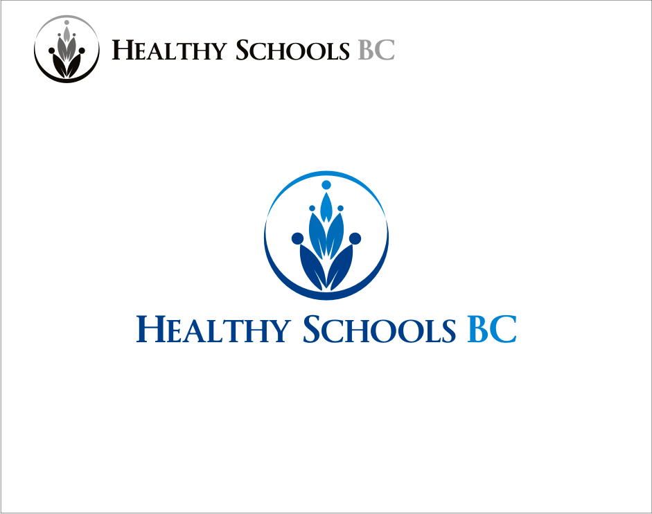 Logo Design by Armada Jamaluddin - Entry No. 391 in the Logo Design Contest SImple, Creative and Clean Logo Design for Healthy Schools British Columbia, Canada.