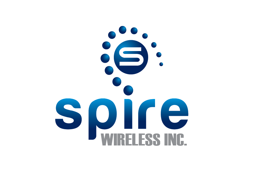 Logo Design by Private User - Entry No. 147 in the Logo Design Contest Logo Design for Spire Wireless Inc.