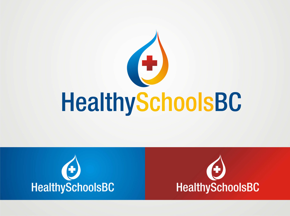 Logo Design by Suroso Tansaliman - Entry No. 394 in the Logo Design Contest SImple, Creative and Clean Logo Design for Healthy Schools British Columbia, Canada.