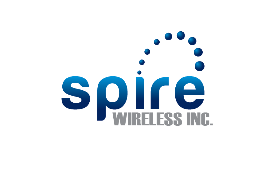Logo Design by Private User - Entry No. 148 in the Logo Design Contest Logo Design for Spire Wireless Inc.