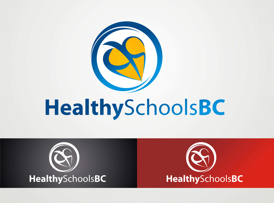Logo Design by Suroso Tansaliman - Entry No. 395 in the Logo Design Contest SImple, Creative and Clean Logo Design for Healthy Schools British Columbia, Canada.