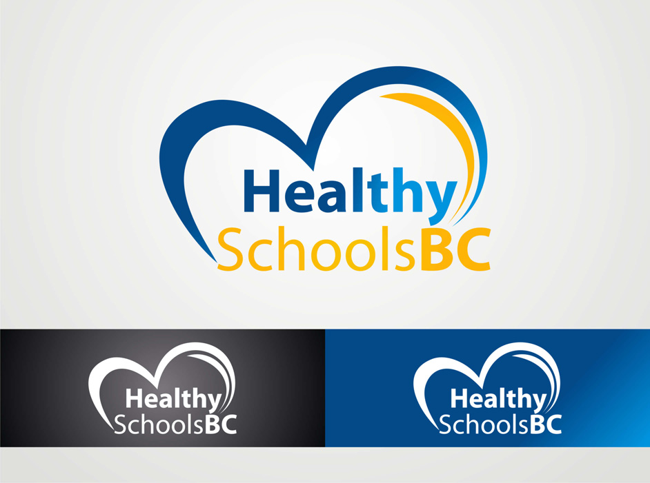 Logo Design by Suroso Tansaliman - Entry No. 396 in the Logo Design Contest SImple, Creative and Clean Logo Design for Healthy Schools British Columbia, Canada.