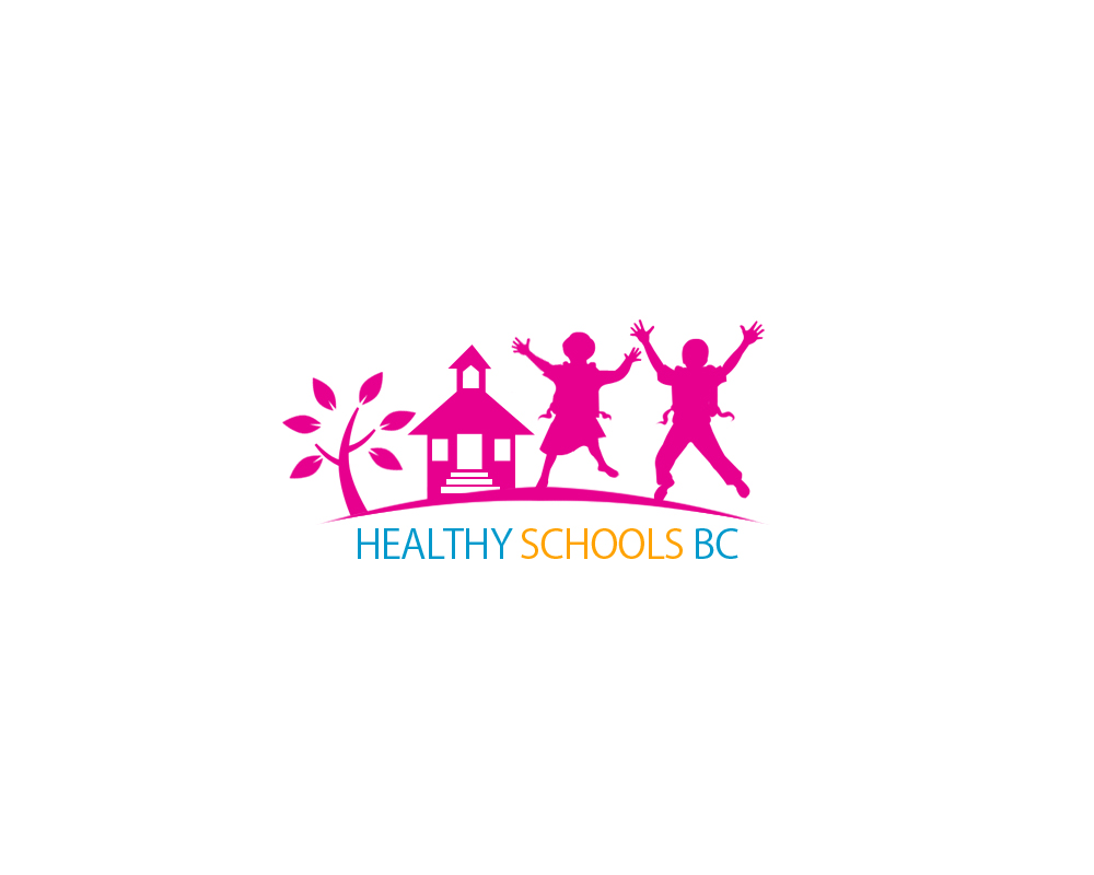 Logo Design by Private User - Entry No. 397 in the Logo Design Contest SImple, Creative and Clean Logo Design for Healthy Schools British Columbia, Canada.