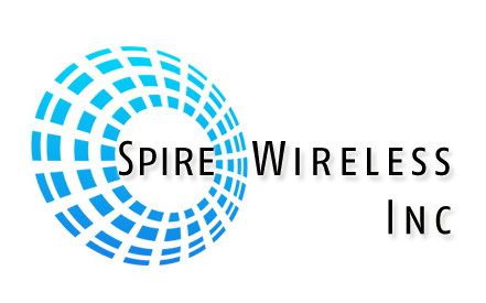 Logo Design by Crystal Desizns - Entry No. 153 in the Logo Design Contest Logo Design for Spire Wireless Inc.