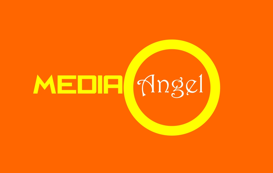 Logo Design by Hudy Wake - Entry No. 136 in the Logo Design Contest New Logo Design for Media Angels.