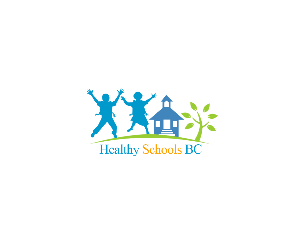 Logo Design by Private User - Entry No. 401 in the Logo Design Contest SImple, Creative and Clean Logo Design for Healthy Schools British Columbia, Canada.