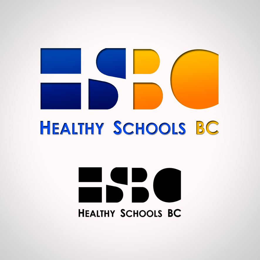 Logo Design by PJD - Entry No. 405 in the Logo Design Contest SImple, Creative and Clean Logo Design for Healthy Schools British Columbia, Canada.