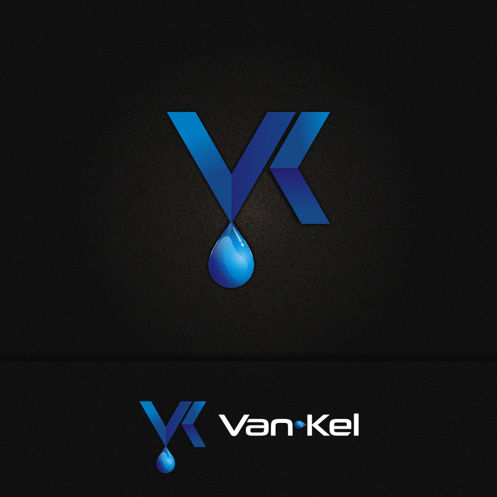 Logo Design by Private User - Entry No. 84 in the Logo Design Contest Van-Kel Irrigation Logo Design.