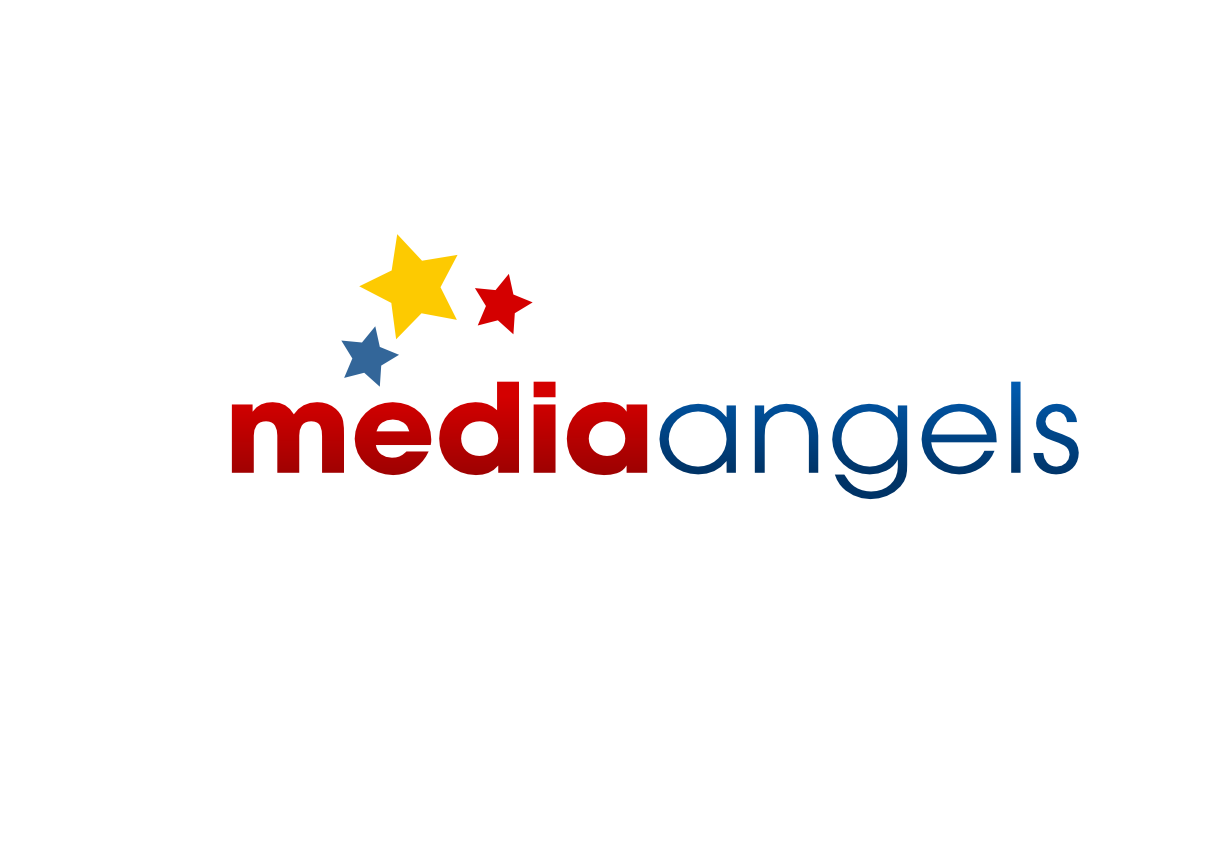 Logo Design by whoosef - Entry No. 145 in the Logo Design Contest New Logo Design for Media Angels.